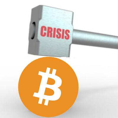 ビットコイン破綻