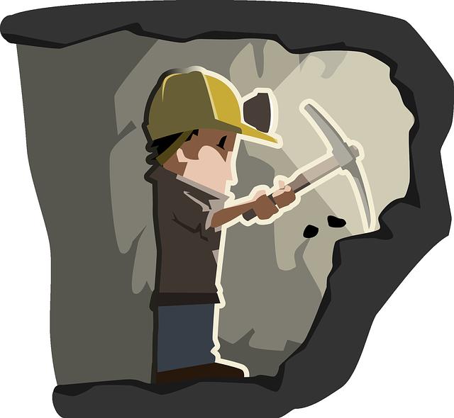 ビットコイン闇採掘