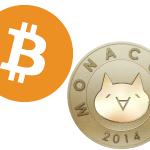 ビットコイン モナーコイン 違いは?