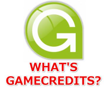 gamecredits仮想通貨とは